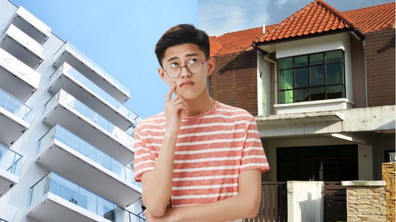 10大面向比较:在马来西亚购买公寓(Condo)还是排屋(Terrace House)比较好?