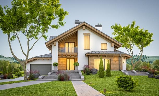 เลือกแบบบ้านสวย ๆ ตามจำนวนชั้นและขนาดพื้นที่