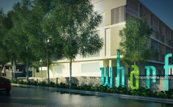 The Wharf Residence, Puchong