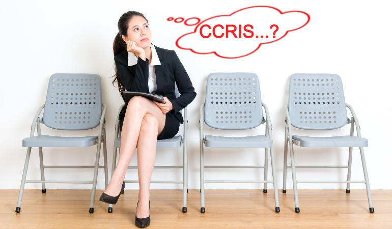 ccris, ccris report, report ccris, ccris online