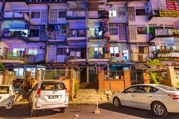 马来西亚Flat、Apartment和Condo区别在哪里?