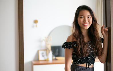 23-year-old Elena Lam