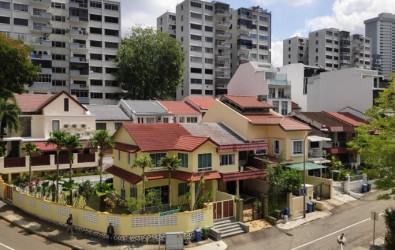 landed property singapore trend