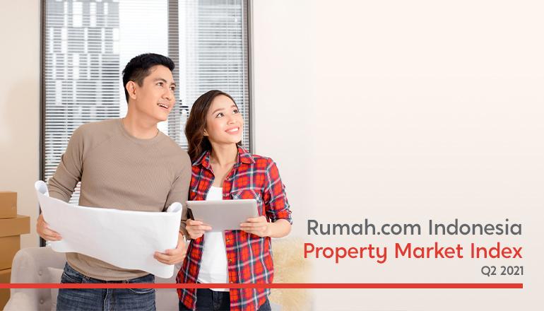 Rumah.Com Indonesia Property Index Indonesia Q2 2021