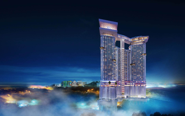 new theme parks, Best theme parks, Genting new theme park, Genting Highlands property, fun places to live, Genting Highlands apartment
