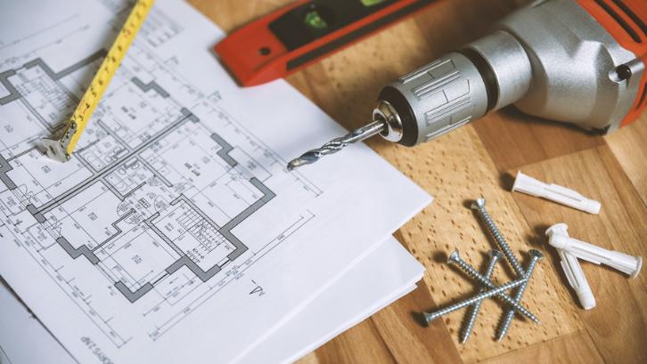 Pembangunan rumah harus diperhitungkan secara matang. (Foto: Pexels - JESHOOTS.com)