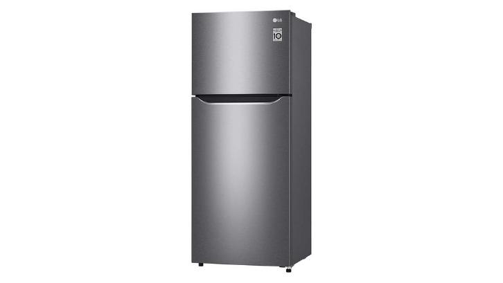 Teknologi smart inverter pada kulkas LG sangatlah efisien. (Foto: Hartono)