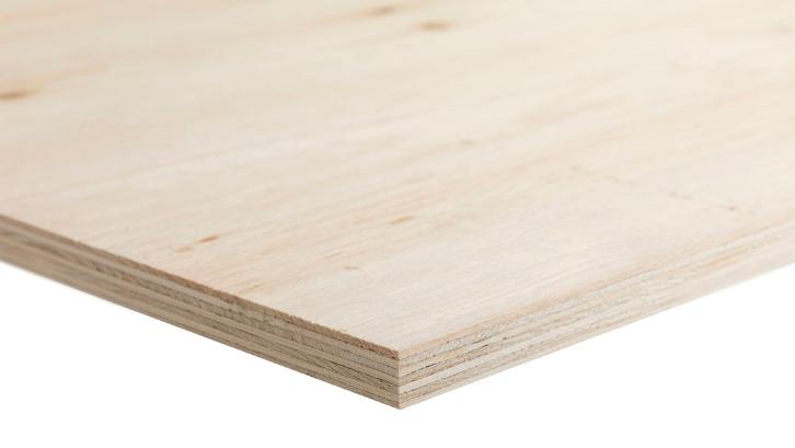 Triplek softwood bisa diaplikasikan dengan mudah pada berbagai tempat. (Foto: ArchiExpo)