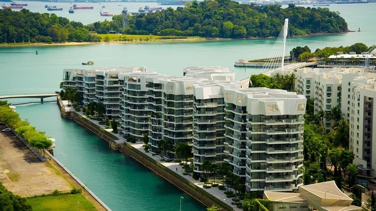 singapore condo near sentosa and harbourfront
