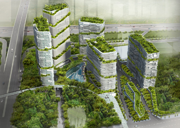 Architectural design, ishigami, famous architects, Modern architecture, Ken yeang, malaysian architects, Famous Malaysian architect