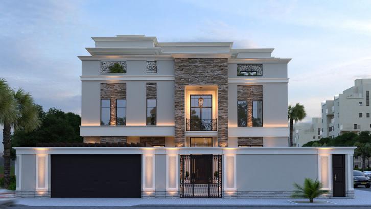 9 Ide Desain Rumah Klasik Modern Rumah Com