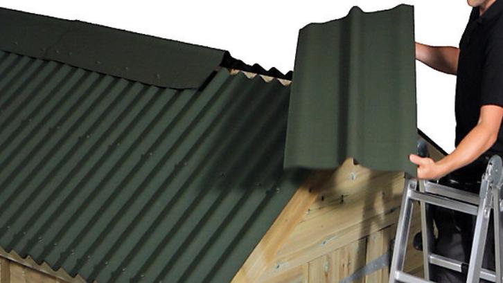 Pilihlah atap yang menyesuaikan dengan budget Anda. (Foto: Wickes)