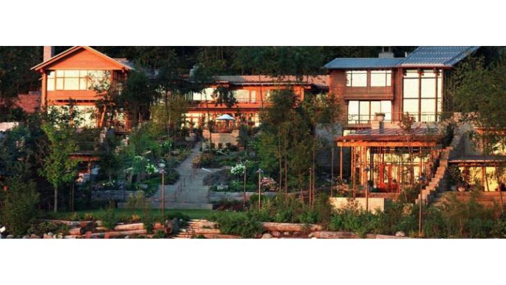 Selera Bill Gates yang menarik bisa dilihat dari rumah Xanadu 2.0. (Foto: The Most Expensive Homes)