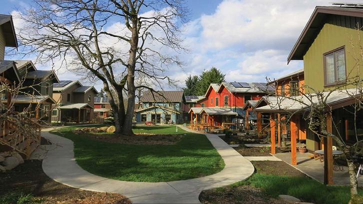 Jika dilihat dari sisi fasilitas, rumah cluster menghadirkan lebih banyak sarana dibandingkan pemukiman umum. Sumber: Medium