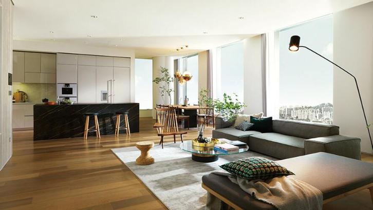 Kim Jaejoong merancang interior rumah supaya membuat dirinya betah untuk tinggal di dalam. (Foto: JUNG)