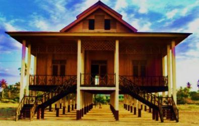 Rumah Adat Gorontalo dan Filosofinya