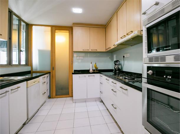 Meeshal's new kitchen