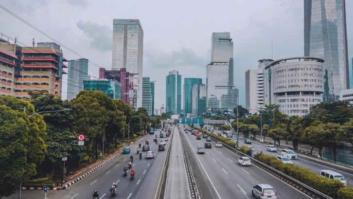 Jakarta Pusat merupakan jantung dari kota Jakarta. (Foto: Pexels - Alifia Harina)