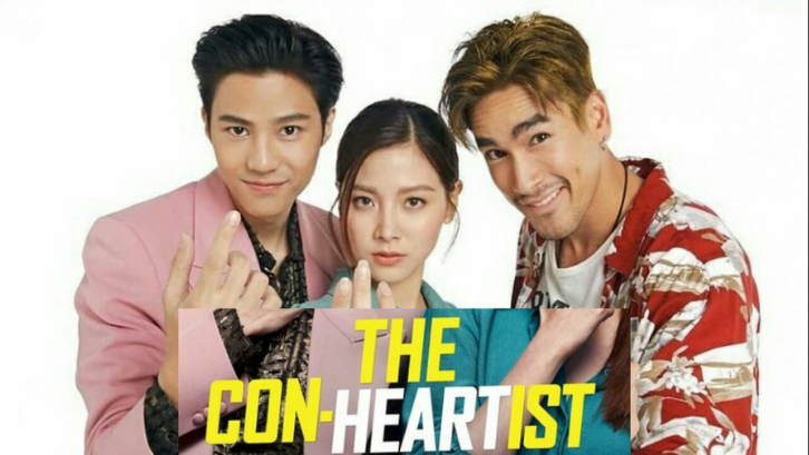 The Con-Heartist merupakan salah satu drama komedi yang berasal dari Thailand. (Foto: Annyeong Oppa)