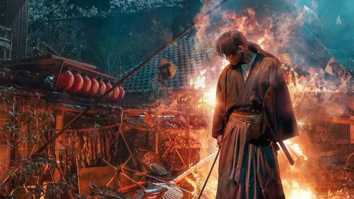 Rurouni Kenshin merupakan film Netflix yang diadaptasi langsung dari Anime. (Foto: Netflix)