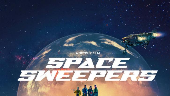 Space Sweepers sangat penuh dengan aksi yang menegangkan. (Foto: Lune Station)
