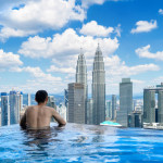 CH_5 Kuala Lumpur Condominiums With Infinity Pool For Rent With Price Under RM1500 - Main