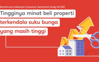 Rumah.com Indonesia Consumer Sentiment Study H2 2021
