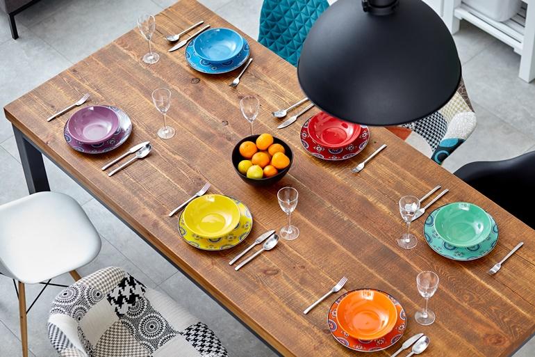 โต๊ะกินข้าว เฟอร์นิเจอร์ประจำบ้าน 5 สิ่งสำคัญ รู้ก่อนตัดสินใจซื้อ