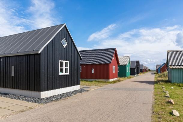 บ้านทรงยุโรปสไตล์นอร์ดิก Norden Barn