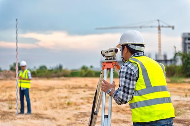 การขอรังวัดที่ดิน บริการสำคัญของสำนักงานที่ดิน