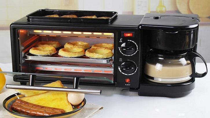 Breakfast maker menggabungkan semua kebutuhan sarapan menjadi satu. Sumber: thatsmags.com