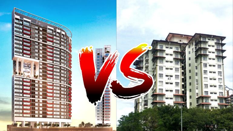 新屋子 vs 二手房屋:大马买房费用和7个区别比较