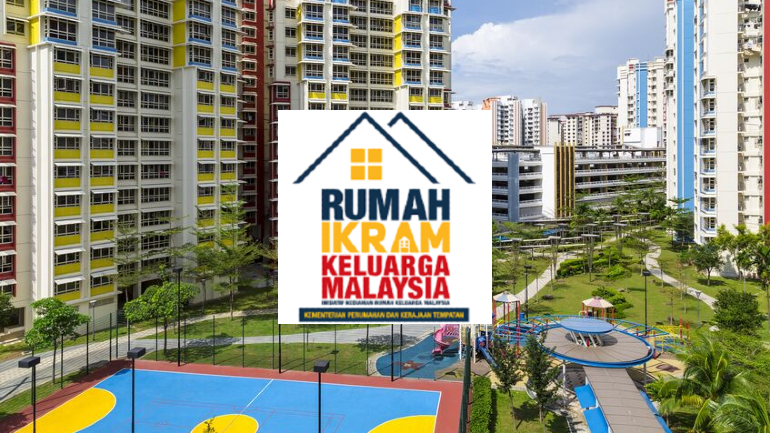 CH_Rumah IKRAM Keluarga Malaysia - 6 Steps To Apply Online - Main