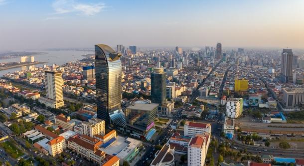 กรุงพนมเปญ อีกหนึ่งเมืองที่ชาวจีน สนใจซื้ออสังหาฯ