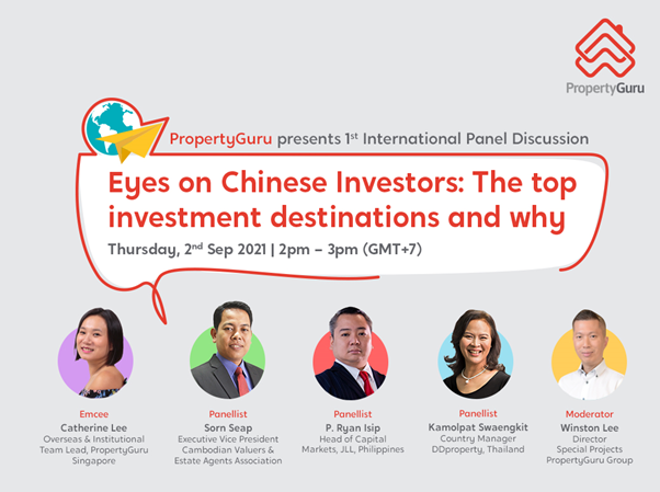 Eyes on Chinese Investors: The top investment destinations and why