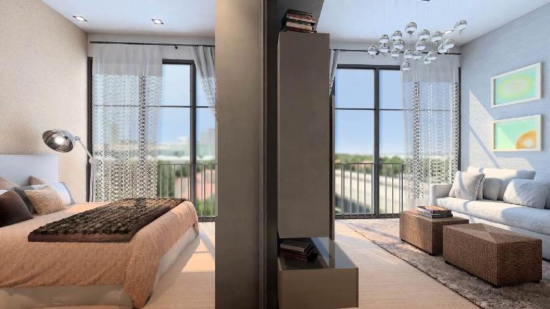 rumah dual key, kondo dwi kunci, kondo dual key, apartment, studio apartment, kondominium