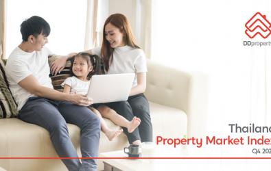 DDproperty Thailand Property Market Index Q4 2021