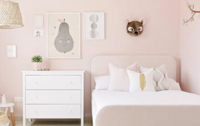 15 Dekorasi Desain Kamar Anak Perempuan