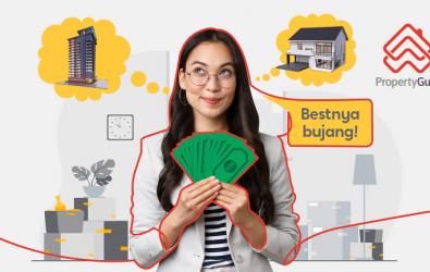 bujang, gaji, gaji rendah, pinjaman perumahan, beli rumah, sewa rumah, rumah pertama