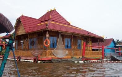 11 Desain Rumah Apung Unik dari Indonesia dan Berbagai Negara