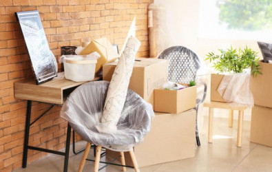 How to pack for moving house eco-friendly tips